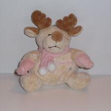 Doudou Cerf - mon premier Noël