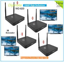HQ Digimate WD-820 High Definition 1080P HDMI AV Sender Transmitter 3 receivers