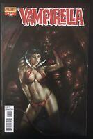 Vampirella #25 Lucio Parillo 2013 Variant Comic Book