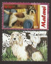 Petite Basset Griffon Vendeen *Int'l Dog Stamp Art Collection *Pbgv Gift Idea*