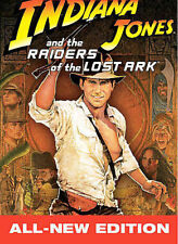 Indiana Jones and the Raiders of the Lost Ark Dvd Michael D. Moore(Dir) 1981
