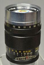 L39 Thread Mount Yashica 100mm f:2.8 Super-Yashinon Japan Leica, Canon mount