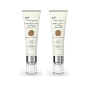 Neutrogena Healthy Skin Perfector Medium to Deep 60 Tinted Moisturizer SPF 20, 2