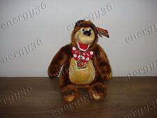 Talking soft toy Bear 28 cm from russian cartoon Masha and  Bear /Masha i Medved