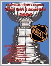 NHL Official Guide and Record Book (NHL Official G