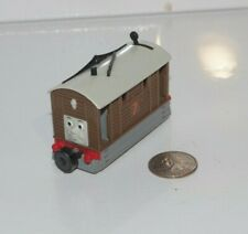 Bandai ERTL Thomas & Friends Railway Train Tank Engine Diecast Metal Toby - 1992
