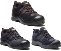 Dickies Mens Everyday Safety Work Shoes Size UK 3-14 Steel Toe Cap Shoe FA24/7S