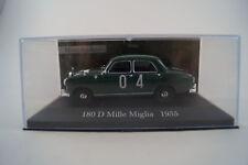 Modellauto 1:43 De Agostini Mercedes-Benz 180 D Mille Miglia 1955
