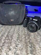 Nikon COOLPIX L810 16.1MP Digital Camera - Black With Camera Bag