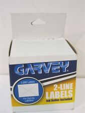"Garvey 090949, 2-Line Price Labels, 5/8"" x 13/16"", 3,000 Labels"