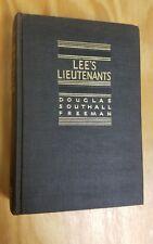 Lee's Lieutenants Part 3 Three Douglas Southall Freeman 1944 HC Washington