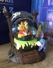 More details for *disney* pooh and friends hallowe'en ghost train🦇 snow globe *perfect* 🎃👻