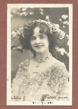 Gertie Millar,  Miss J.Jones The Cwm, Clunton 1905  Aston-on-Clun  Salop   RK775