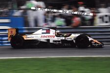 9x6 Photograph Alex Zanardi  Lotus Mugen-Honda 109  Canadian Grand Prix 1994