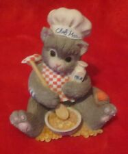 Enesco Calico Kittens You're The Chef's Meow 1996 Priscilla Hillman