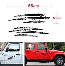 Paar Auto Styling Pickup Scratch Schwarz Wasserdicht Vinyl Dekoration Aufkleber