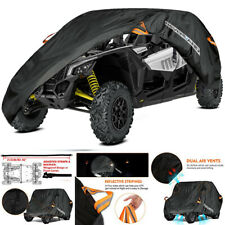SxS Utility Vehicle Storage Cover Waterproof Dust For Can-Am Maverick X3 Max R