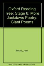 Oxford Reading Tree: Stage 8: More Jackdaws Poetry: Giant Poems,John Foster