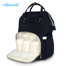Large Capacity Mummy Bag Baby Maternity Nursing Nappy Diaper Bag Travel Backpack