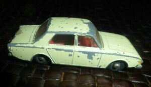 Matchbox car Ford Corsair Lesney No 45 Vintage Made In England