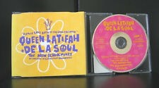 Queen Latifah De La Soul - Mamma Gave Birth To The Soul Children CD Single