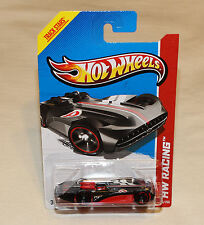 2013 Hot Wheels HW Racing #124 Chevroletor Black New
