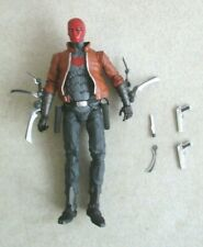 DC BATMAN REDHOOD JASON TODD NEW 52 ACTION FIGURE LOOSE DC COLLECTIBLES