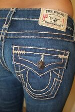 New True Religion Woman Billy Supper T 24x34 Style WQ1572L34