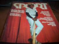 Sport Magazine 7/1995 Bobby Bonds NY Yankees