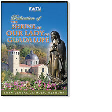 DEDICATION MASS OUR LADY OF THE SHRINE OF GUADALUPE* LA COSSE WI *AN EWTN  DVD
