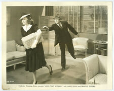 FRANCES GIFFORD, JAMES DUNN original movie photo 1940 HOLD THAT WOMAN