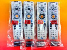 Lot 4 DirecTV RC65RX UHF Universal Remote Control Batteries H25 H24 IR RF HD 65