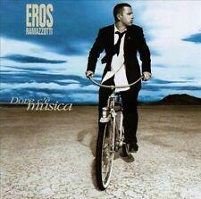 Dove C'e Musica by Eros Ramazzotti (CD, May-1996, Arista)