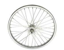 "BICYCLE REAR WHEEL  20"" x 1.75 STEEL 12G HD SPOKES COASTER CRUISER LOWRIDER NEW!"