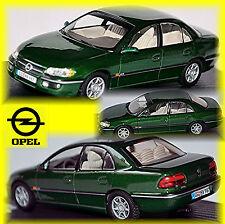 Opel Omega B MV 6 - 1994-99 grün green metallic 1:43 Ixo