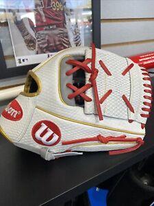 "2020 Wilson A2000 Kelsey Stewart GM Faspitch Softball Glove - RHT - KS7 12"""