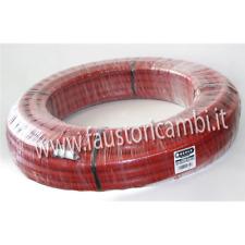 HENCO TUBO MULTISTRATO PE-XC 20X2 ALLUMINIO SP 0,28 ISOLAMENTO ROSSO 6 MM