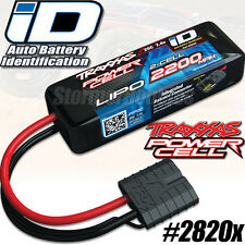 Traxxas 2820X 7.4V 2S 2-Cell 2200mAh iD LiPo Battery for Traxxas 1/16 Vehicles