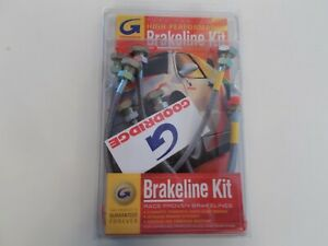 Peugeot 205 GTi 1900 Goodridge brake line kit-race/rall;y/trackday