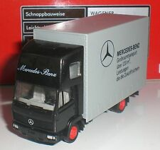 HERPA CAMION SPECIAL MERCEDES BENZ GROBRAUMTRANSPORT TRUCK SCALE 1:87 OCCASION