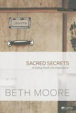 Sacred Secrets - Study Journal : A Living Proof Live Experience by Beth Moore...