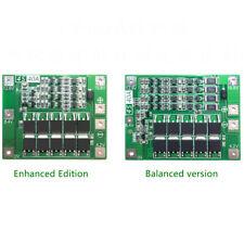 1x 4S 40A 18650 BMS LiFePO4 Li Batterie Schutzplatte Schutzbrett für Bohrmotor