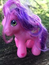 MY LITTLE PONY Star Twinkle Swirl Shine PINK HORSE Purple Pink Brushable Hair @