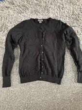 Women's Ladies Primark Black Cardigan Jacket Size 10-12