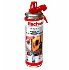 Fischer 2K PU S 400 2K Premium Montageschaum Schnellschaum Zargenschaum