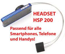 Original Handyspange Headset für alle Handy iPhone Samsung HTC kabellos wireless
