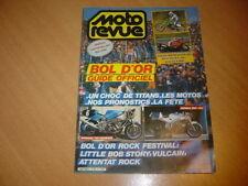 Moto revue N° 2716 Kawasaki GPZ 1000 RX.Bol d'Or.