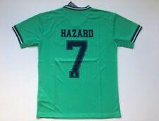 Eden Hazard #7 Real Madrid Green Jersey Men Size XL Free Ship US Seller