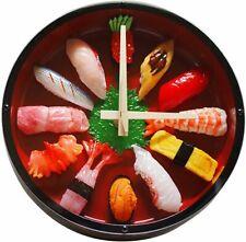 New Sushi watch sushi clock fun watch wall clock