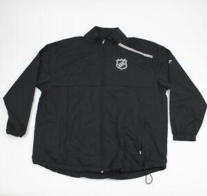 New York Islanders Fanatics  Jacket Men's Black Used